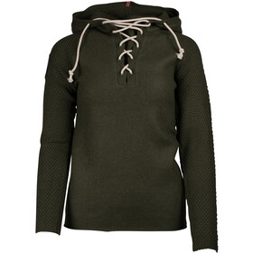 Amundsen Sports Boiled Laced Hoodie Dam earth